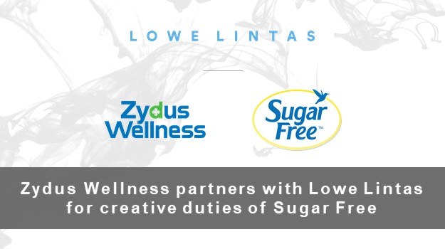 Zydus Wellness partners with Lowe Lintas for creative duties of Sugar Free