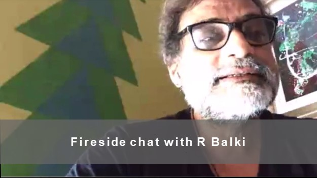 Fireside chat with Balki