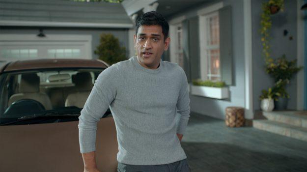 CARS24 – Dhoni in Multiple Avatars