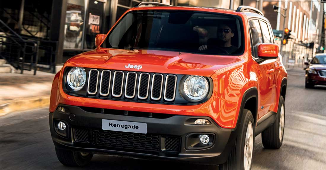 Road to music – JEEP Renegade