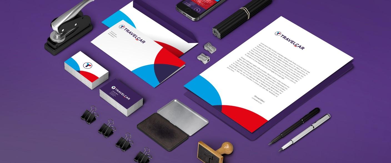 TravelCar – Identité de marque
