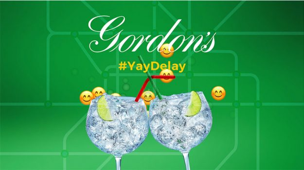 Gordon's #YayDelay