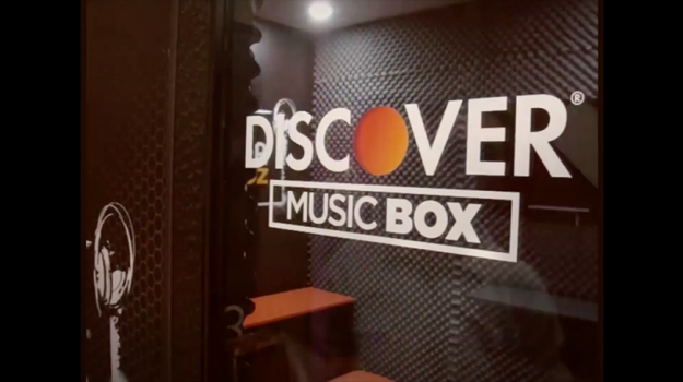 DISCOVER MUSIC BOX