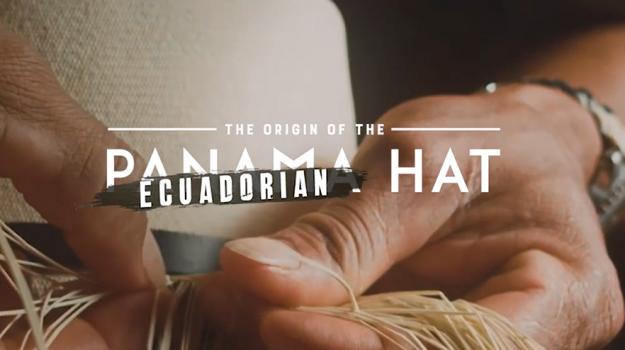 ORIGEN DEL PANAMA HAT