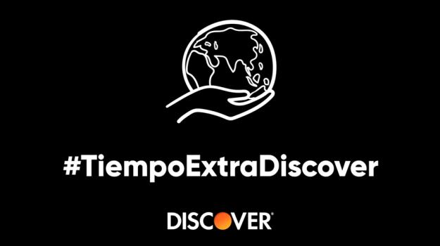 TIEMPO EXTRA DISCOVER