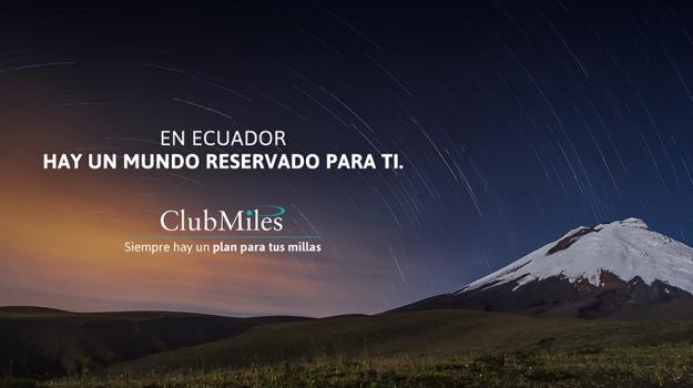 RESERVADO PARA TI – CLUB MILES