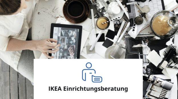 IKEA Einrichtungsberatung