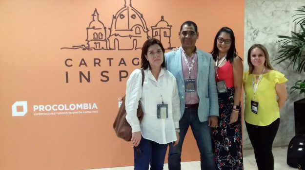 Publicidad Comercial presente en Cartagena Inspira