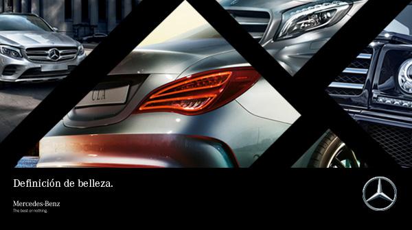 Mercedes Benz Institucional