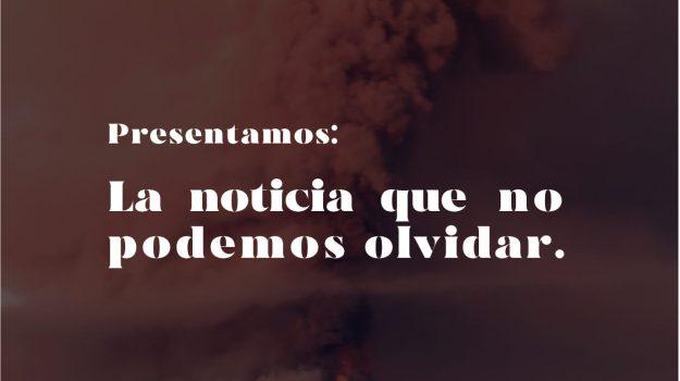 No Olvidemos el Volcán