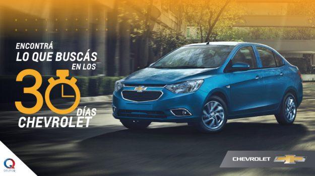 30 Días Chevrolet
