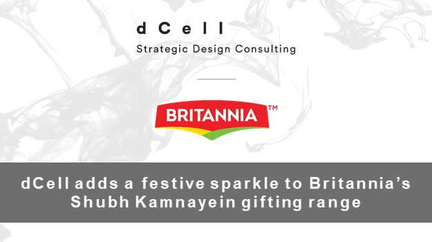 dCell adds a festive sparkle to Britannia's Shubh Kamnayein gifting range