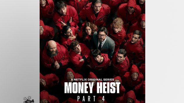 Netflix predlog – La Casa de Papel