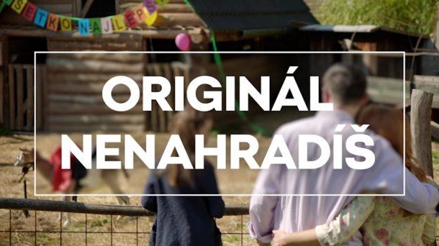 Originál nenahradíš