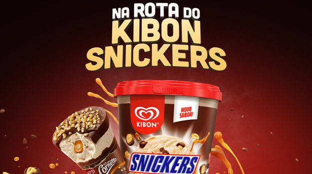 BÚSSOLA DIGITAL LEVA AO CORNETTO SNICKERS