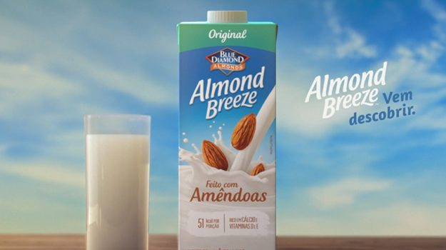 DESCUBRA ALMOND BREEZE