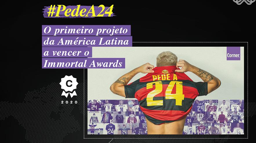#PEDEA24 CONQUISTA THE IMMORTAL AWARDS