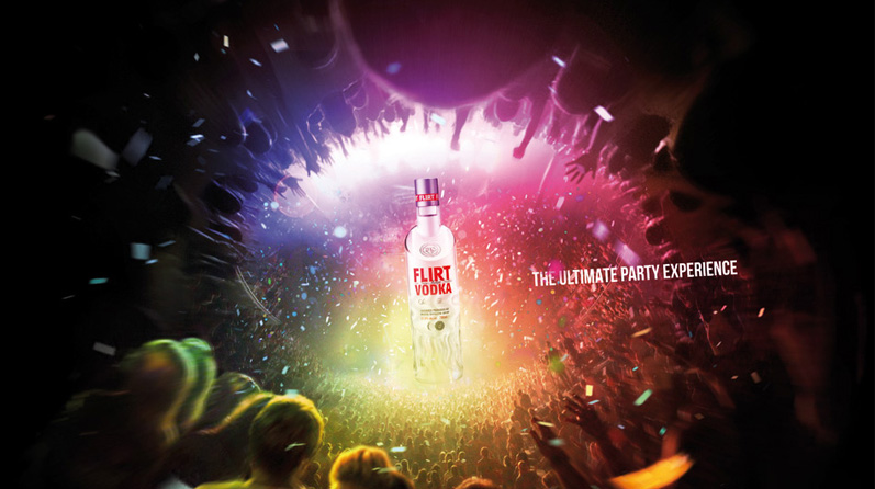 The Ultimate Party Vodka