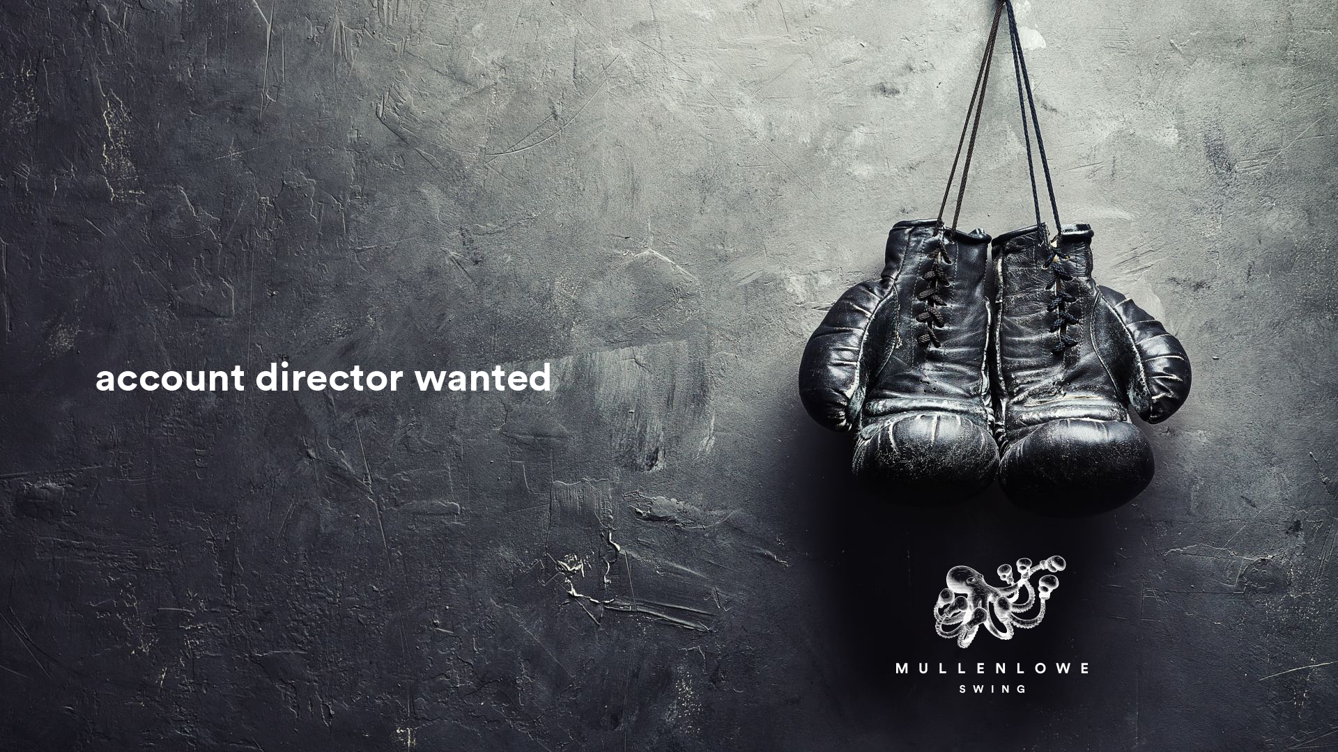 Account Director Wanted