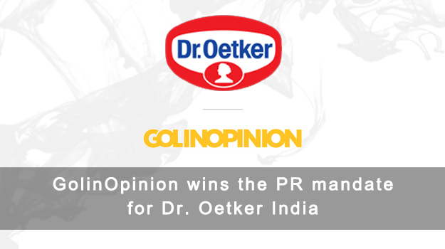 GolinOpinion wins the PR mandate for Dr. Oetker India