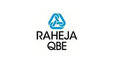 Raheja-Qbe logo