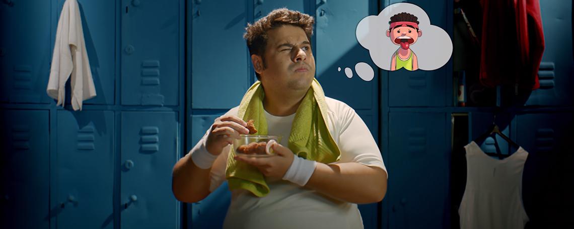 Campaign: India Gate Quinoa – #IndulgeGuiltFree