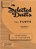 Selected Duets For Flute - Volume 2