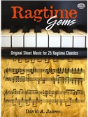 David Jasen: Ragtime Gems - Original Sheet Music For 25 Ragtime Classics