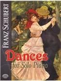 Franz Schubert: Dances For Solo Piano