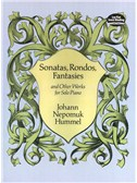 Johann Nepomuk Hummel: Sonatas, Rondos, Fantasies And Other Works