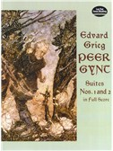 Edvard Grieg: Peer Gynt Suites Nos. 1 And 2. Orchestra Sheet Music