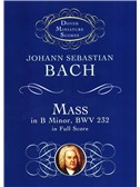 J.S. Bach: Mass In B Minor BWV 232 - Dover Miniature Score