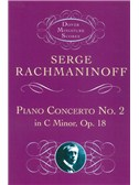 Serge Rachmaninoff: Piano Concerto No. 2. Sheet Music
