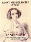 Mendelssohn, Fanny : Livres de partitions de musique