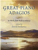 Great Piano Adagios - 60 Works From Bach To Debussy