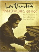 Leo Ornstein: Piano Works (1913-1990)