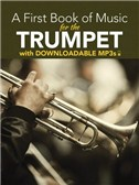 Peter Lansing: A First Book Of Music For The Trumpet (Book/MP3s)