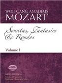 Mozart: Sonatas, Fantasies And Rondos Urtext Edition - Volume I