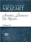 Mozart: Sonatas, Fantasies And Rondos Urtext Edition - Volume II