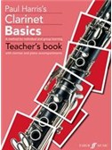 Paul Harris: Clarinet Basics (Teacher