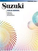 Suzuki Violin School Volume 2 - Violin Part (Revised Edition)