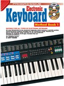 Progressive Electronic Keyboard Method: Book 1