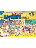 Progressive Electronic Keyboard Method For Young Beginners: Book 2