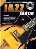 Progressive Jazz Guitar (Book/CD)