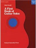 John Gavall: A First Book Of Guitar Solos