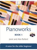 Janet And Alan Bullard: Pianoworks - Book 1