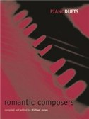 Piano Duets: Romantic Composers. Sheet Music