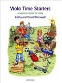 Kathy Blackwell/David Blackwell: Viola Time Starters