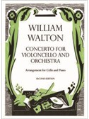William Walton: Cello Concerto - Cello/Piano Reduction (Second Edition). Sheet Music