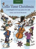 Cello Time Christmas - Book/CD. Sheet Music, CD
